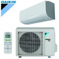 Šilumos siurblys Oras-oras DAIKIN Sensira FTXF-A SPLIT INVERTER FTXF25B+RXF25B Šildymo galia 4,0 kW, Šaldymo galia 3,0 kW Freonas R32